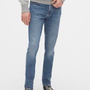 GAP Men's Skinny Jeans Medium Blue Size 31x32 EUC